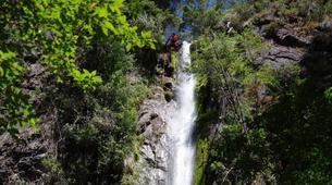 Canyoning-San Carlos de Bariloche-Virgen canyon in San Carlos de Bariloche-7