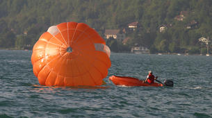 Parapente-Annecy-Stage SIV (Simulation d'Incidents de Vols) et Pilotage au Lac d'Annecy-2