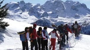 Snowshoeing-Madonna di Campiglio-Snowshoeing excursions in Madonna di Campiglio-1