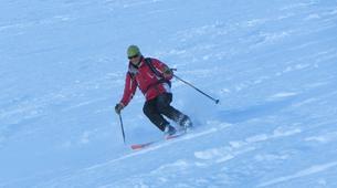 Backcountry Skiing-La Plagne, Paradiski-Backcountry skiing in La Plagne-7
