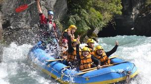 Rafting-Queenstown-Half day rafting excursion down Shotover River-4