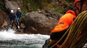 Canyoning-San Carlos de Bariloche-Lopez canyon in San Carlos de Bariloche-3