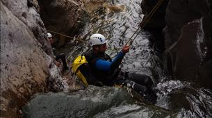 Canyoning-San Carlos de Bariloche-Lopez canyon in San Carlos de Bariloche-4