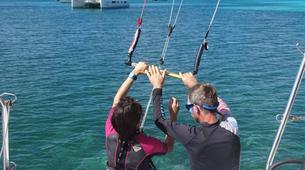 Kitesurf-Le Marin-Croisière catamaran et kitesurf de 10 jours / 9 nuits autour des îles Grenadines-2