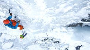Cascade de Glace-Gressoney-Ice climbing in Gressoney-2
