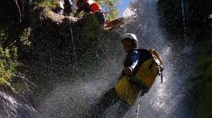 Canyoning-San Carlos de Bariloche-Virgen canyon in San Carlos de Bariloche-9