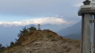 "Mountain bike-Lake Como-Mountain biking excursion ""Mount Legnoncino"" around Lake Como-5"
