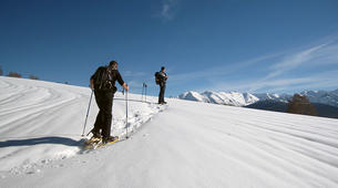 Snowshoeing-Ariege-Snowshoeing excursions in Ariege near Ax-les-Thermes-1