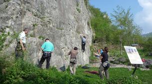 Rock climbing-Ponte di Legno-Rock climbing courses in Ponte di Legno in the Italian Alps-6