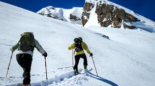 Ski de Randonnée-Gressoney-Ski touring day trip in Gressoney-6