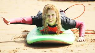 Surf-Agadir-Beginner surf camp in Devil's Rock near Agadir-1