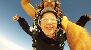 Skydiving-Christchurch-Tandem skydive near Christchurch-7