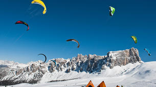 Snowkiting-Cortina d'Ampezzo-Snowkiting beginner course in Cortina d'Ampezzo-5