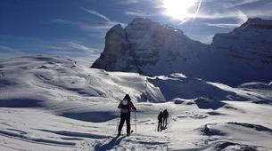 Ski touring-Madonna di Campiglio-Ski touring initiation day in Madonna di Campiglio-3