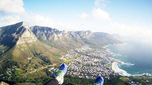Paragliding-Cape Town-Tandem paragliding flight from Signal Hill, Cape Town-1