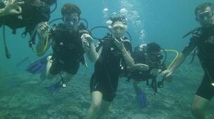 Scuba Diving-Saint-Leu-First scuba dive in Reunion Island-2