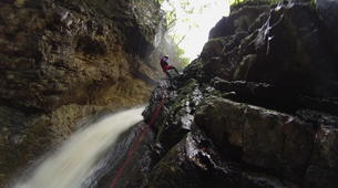 Canyoning-Plettenberg Bay-Salt River Canyon in Plettenberg Bay-9