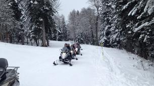 Snowmobiling-Barèges-Snowmobile excursion in Barèges-4