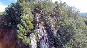 Via Ferrata-Plettenberg Bay-Abseiling and via ferrata excursion in Plettenberg Bay-3