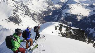 Ski touring-Stranda-Guided ski touring in Sunnmøre Alps-3