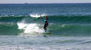 Surf-Agadir-Surf guiding camp à la Pointe des Ancres près d'Agadir-1