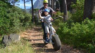 Trottinette-Le Cap-Downhill scooter trails on Table Mountain-6