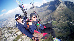 Paragliding-Cape Town-Tandem paragliding flight from Signal Hill, Cape Town-6