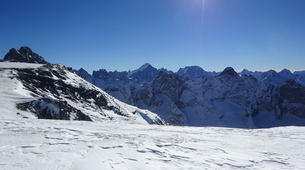 Ski Hors-piste-La Grave-Ski Hors-piste à La Grave-2