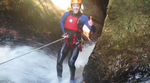 Canyoning-Plettenberg Bay-Salt River Canyon in Plettenberg Bay-2
