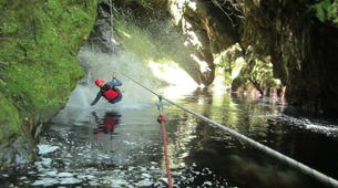 Canyoning-Plettenberg Bay-Salt River Canyon in Plettenberg Bay-6