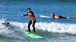 Surfing-Agadir-Surfing lesson in Devil's Rock near Agadir-1