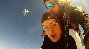 Skydiving-Christchurch-Tandem skydive near Christchurch-13
