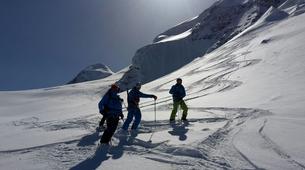 Heliski-Zermatt-Heliski day on Zermatt Glacier from Gressoney-3