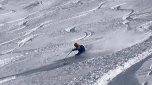 Backcountry Skiing-Tonale Pass-Backcountry skiing day in Tonale Pass-1