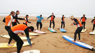 Surf-Agadir-Beginner surf camp in Devil's Rock near Agadir-2