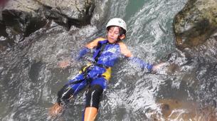 Canyoning-Pointe-Noire-Randonnée Aquatique dans la Rivière de Grande Plaine, Guadeloupe-6