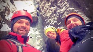 Ice Climbing-Tonale Pass-Ice climbing in Tonale Pass-4
