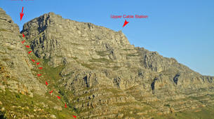 Hiking / Trekking-Cape Town-Hiking excursion up Platteklip Route in Cape Town-6