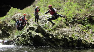 Canyoning-Plettenberg Bay-Salt River Canyon in Plettenberg Bay-5