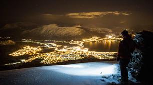 Ski touring-Stranda-Night ski touring in Stranda-2