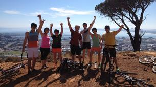 Paragliding-Cape Town-Mountain biking and tandem paragliding combo in Cape Town-3