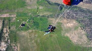 Skydiving-Cape Town-Tandem skydive from 9000 ft near Cape Town-5