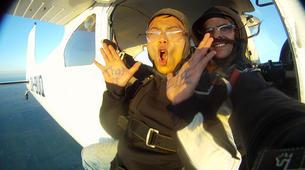Skydiving-Christchurch-Tandem skydive near Christchurch-11