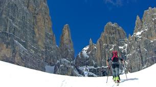 Ski touring-Madonna di Campiglio-Ski touring initiation day in Madonna di Campiglio-1