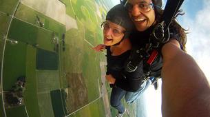 Skydiving-Christchurch-Tandem skydive near Christchurch-10