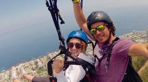 Paragliding-Cape Town-Mountain biking and tandem paragliding combo in Cape Town-2