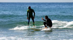 Surfing-Agadir-Surfing lesson in Devil's Rock near Agadir-3