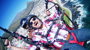 Paragliding-Cape Town-Tandem paragliding flight from Signal Hill, Cape Town-2