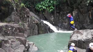 Canyoning-Pointe-Noire-Randonnée Aquatique dans la Rivière de Grande Plaine, Guadeloupe-3