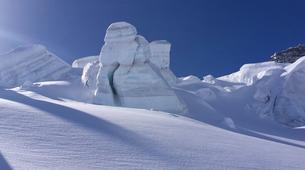 Heliski-Zermatt-Heliski day on Zermatt Glacier from Gressoney-5